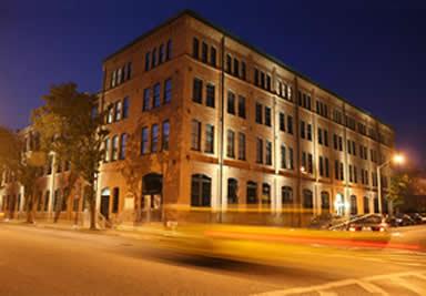Award Winner - Miller's Court Apartments