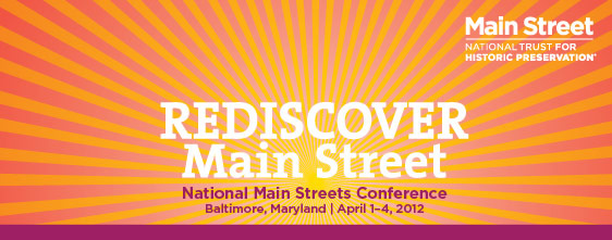 National Main Street Conference 4.1