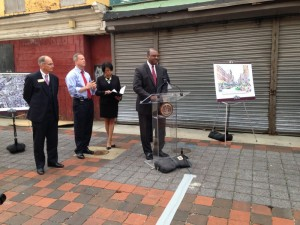 Strategic Demolition and Smart Growth Impact Fund Awards