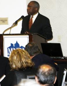 Secretary Skinner announces the Maryland HomeCredit program that started in June.